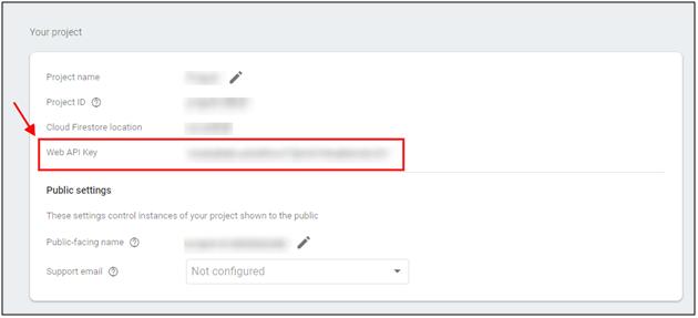 Find-Firebase-Keys